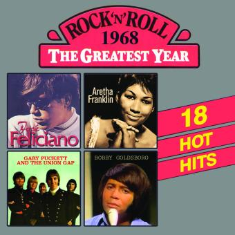 Rock N Roll : The Greatest Year 1968