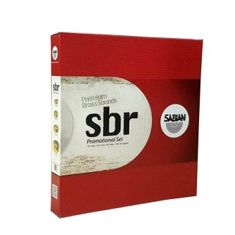 "Sabian SBR 4-piece Performance Set - w/FREE 10"" Splash Price Philippines"