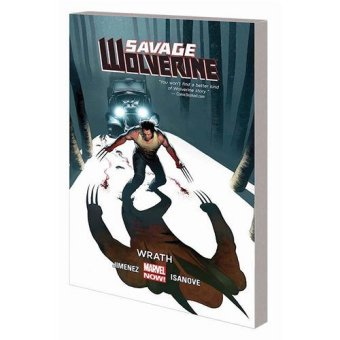 Savage Wolverine Marvel NOW Vol 03 Wrath TPB - picture 2