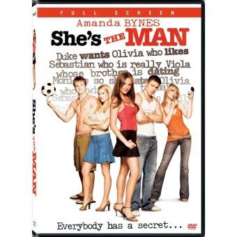 She's the Man DVD Movie