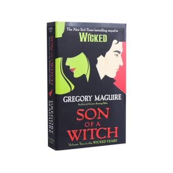 Son of a Witch: Volume Two in The Wicked Years Price Philippines