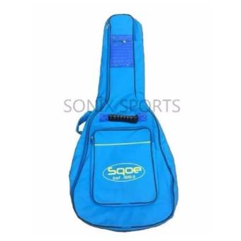 Sqoe Semi Padded Acoustic Guitar Case