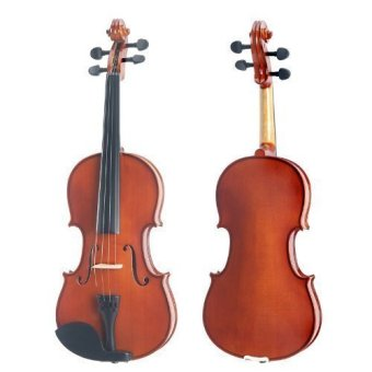 Streben Violin by ASIPIRE,4/4 Natural Wood,Glossy - picture 2