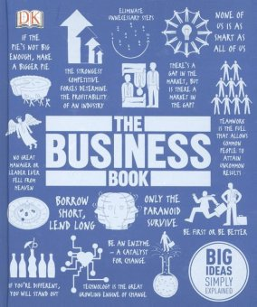 The Business Book (Big Things Simply Explained)