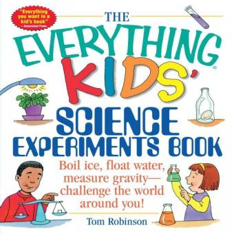 The Everything Kids Magical Science Experiments Book Dazzle YourFriends And Family By Making Magical Things Happen! Price Philippines