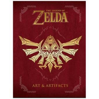 The Legend of Zelda: Art & Artifacts Book