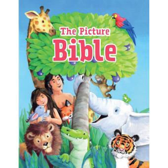 The Picture Bible (Padded Hardcover)