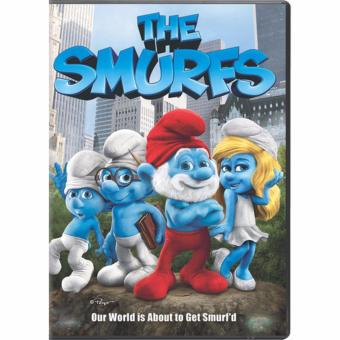 The Smurfs Our World is About to Get Smurf'd (2011) DVD