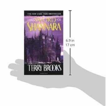 The Sword of Shannara Trilogy, Book 1: The Sword of Shannara - 2