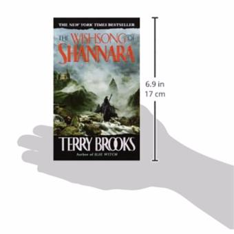 The Sword of Shannara Trilogy, Book 3: The Wish Song of Shannara - 2