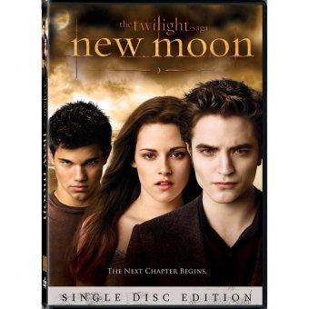 The Twilight Saga: New Moon (2009) DVD