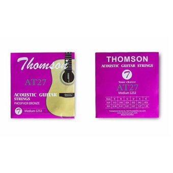 Thomson AT27 Acoustic Guitar String