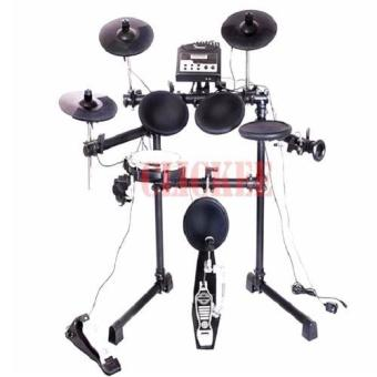 Thomson Best Deals TED07 Electronic Drum Set (Black)