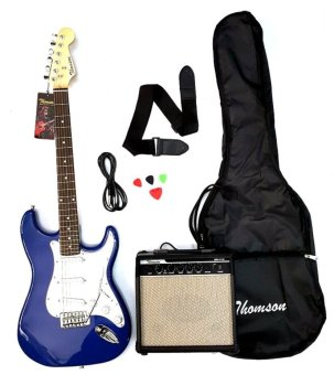 Thomson ST-1 Electric Guitar Package (Blue)