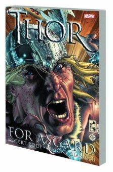 Thor For Asgard TPB (2011)