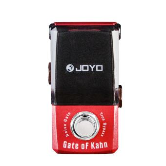 True Bypass Mini Electric Guitar Effect Pedal Gate of Kahn NoiseGate with Knob Guard - intl - 2