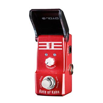 True Bypass Mini Electric Guitar Effect Pedal Gate of Kahn NoiseGate with Knob Guard - intl - 4