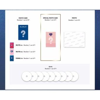 TWICE - SIGNAL (4th Mini Album) [B ver.] Folded Poster + Pre-orderBenefits + Free Gift - 2