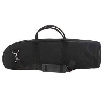 Twill Surface Trumpet Bag Case Thicken Padded Foam Non-woven Inner Cloth - Intl - 2