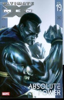 Ultimate X-Men Vol 19 Absolute Power TPB (2001-2008)