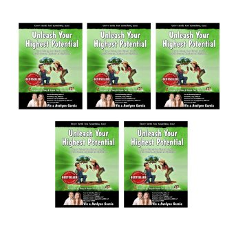 Unleash your Highest Potential Book (Green) by Vic and Avelynn Garcia (5PCS)