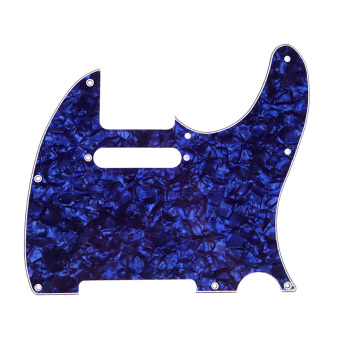VAKIND 3Ply Guitar Pickguard Aged Blue