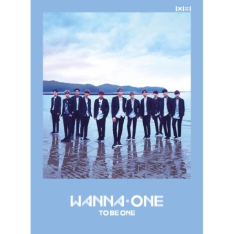 WANNA ONE - 1x1=1 (TO BE ONE) [Sky ver.] (1st Mini Album) CD +Folded Poster + Free Gift - intl