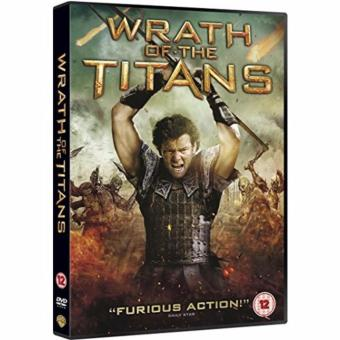 Wrath of the Titans (2012) DVD Price Philippines