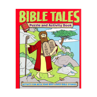 WS Bible Tales Puzzle and Activity Book