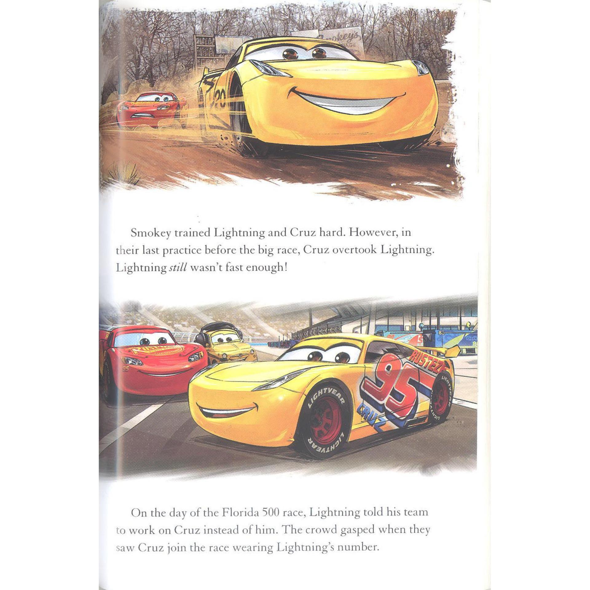 Philippines Ws Disney Book Of The Film Cars 3 Compare Prices Race Car Wiring Books