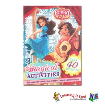 WS Disney Elena Of Avalor - Magical Activities Price Philippines