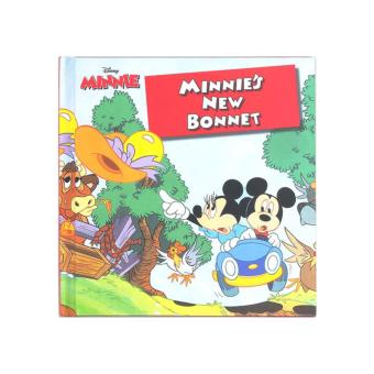 WS Disney Hb Mini-Minnie'S New Bonnet Price Philippines