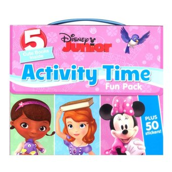 WS Disney Junior Activity Fun Pack