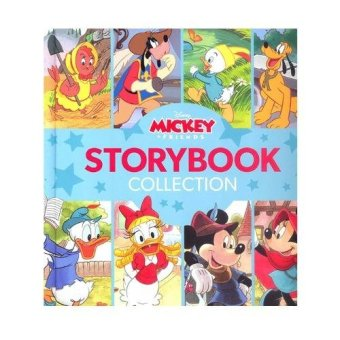 WS Disney Mickey & Friends Storybook Collection Price Philippines