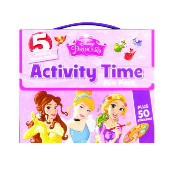 WS Disney Princess Activity Fun Pack - picture 2