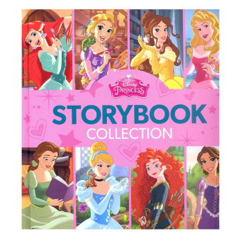WS Disney Princess Storybook Collection