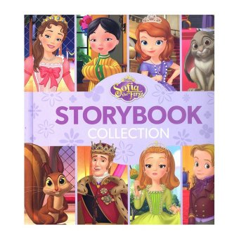 WS Disney Sofia the First Storybook Collection