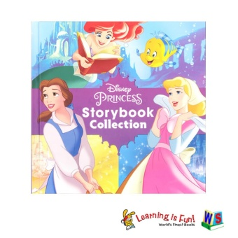 WS Disney Storybook Collection Hb - Princess (2) Price Philippines