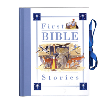 WS FIRST BIBLE STORIES (WITH RIBBON) Price Philippines