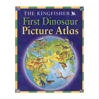 WS First Dinosaur Picture Atlas Price Philippines