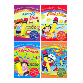 WS My Very First Cursive Writing Book Set of 4