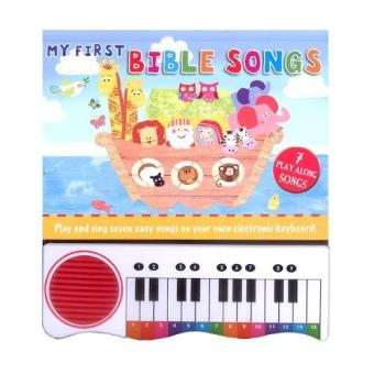 WS Piano Book-My First Bible Songs Price Philippines