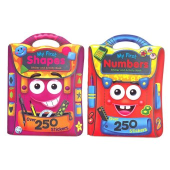 WS S&A My First Set Of 2 (Numbers & Shapes) Price Philippines