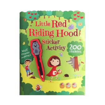 WS Sticker Activity-Little Red Riding Hood
