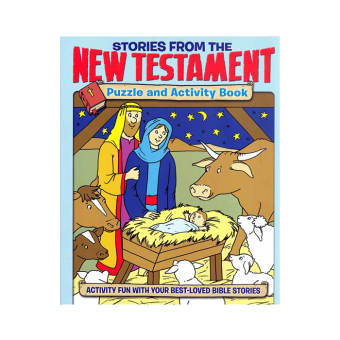 WS Stories from the New Testament Puzzle and Activity Book