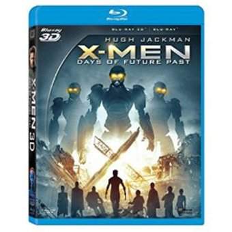 X-Men: Days of Future Past 3D Blu-ray and Blu-ray Combo