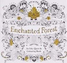 Yingwei Coloring Book Enchanted Forest 24 Pages English Daftar Source Chinese Books For Sale Language Best Seller Prices Brands In