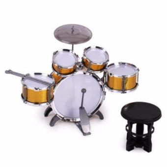 ZMB Jazz Drum Set for Kids