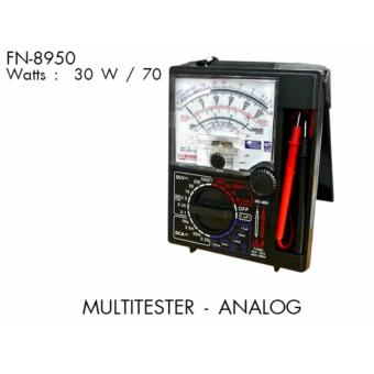 Creston Heavy Duty Analog Multi-Tester