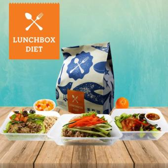 Low-carb 2000-cal 5-day Meals at Lunchbox Diet